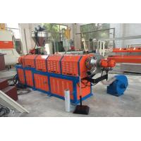 China Extruder machine single screw extrusion line barrel for plastic extruder machine wholesale