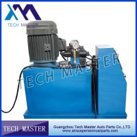 China Gas Filled Shock Absorber Repairing Machine Hydraulic Hose Crimping Machine For Air Suspension wholesale