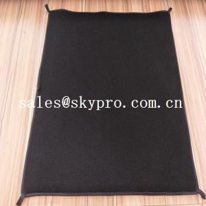 China Soft Ok Fabric Tricot High Quality Lining Polyester Looped Fabric Neoprene Fabrics wholesale