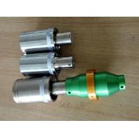 China Replacement Ultrasonic Transducer Branson CJ20 With Gold Booster 1/0.6 Ratio wholesale