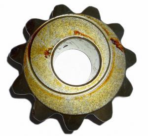 Buy cheap High Hardness Pinion Gear / Side Gear , Steel Automotive Gear Shaft from wholesalers
