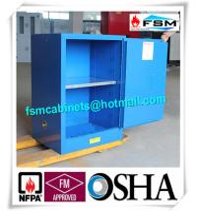 China Flammable Corrosive Storage Cabinets , Paint Storage Lockers For Laboratory wholesale