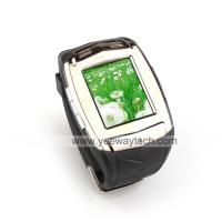 China 007+ Quad Band 2.0 Mega Pixel Spy Camera Bluetooth Watch Cell Phone wholesale