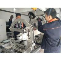 Buy cheap Compact Busbar assembly Machine, High Efficiency Busbar reversal machine from wholesalers