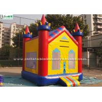China ODM Waterproof Large Sports Bounce HouseInflatable Jumping Castles For Hire wholesale