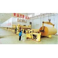 China Hot Selling! twin wire kraft paper machinery,30-35tons per day on sale