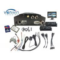 China 720P HD video recording Bus people counter integrate 3G Live Video Mobile DVR CMS platform wholesale
