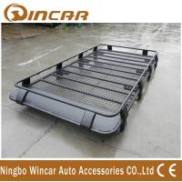 China High Capacity 300kg Car Roof Racks Lightweight Carrier Ladders Accessories wholesale