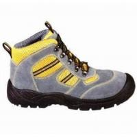China Men′s Leather Safety Shoes wholesale