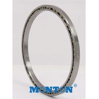 China Brass Cage Open Thin Section Ball Bearings , VF040CP0 Self Aligning Ball Bearing wholesale
