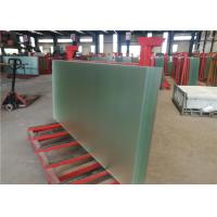 China Low Iron Solar Panel Glass 3.2mm Thickness Electricity Generation Application wholesale