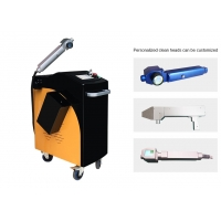 China Environment Friendly 100W Handheld Rust Remover wholesale