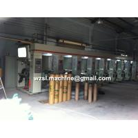 SLAY-C Series Eight Color Computer Control High Speed(120m、Min)Rotogravure Printing Machine