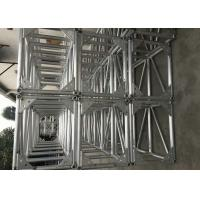 Quality High strengthen Aluminum Stage Truss , Square Screw Trade Show Truss for sale