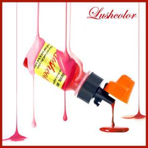 China Tattoo Color Semi Permanent Makeup Pigments Machine Use Pure Plant Red Tone Lip wholesale