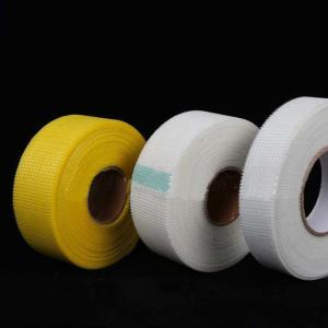 China High sticky fiberglass sticky mesh tape for wall gap repairing material wholesale