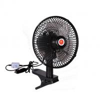 China Plastic Back Guard 12V/24V Car Cooling Fan OEM Service Color Box wholesale