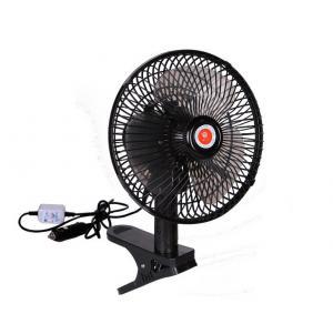 China Plastic Back Guard 12V/24V Car Cooling Fan OEM Service Color Box wholesale
