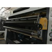 China High Precision Paper Roll Cutting Machine With Hydraulic Shaftless Roll Stands Two Clamps wholesale