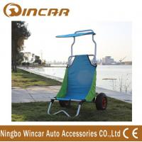 China Portable Kayak Beach Chair Trolley , Collapsible Canoe Cart Carrier wholesale