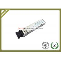 China Single Mode SFP Fiber Module Optical Transceiver Supports 9.5 To 10.3Gb/S Bit Rates wholesale