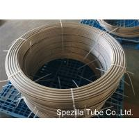China ASTM A789 UNS S31803 Duplex Stainless Steel Pipe ,  Grade 2205 Coiled Stainless Steel Tubing wholesale