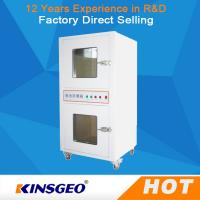 China 100KG SUS#201 Stainless Steel Battery Test Chamber , Battery Explosion Proof Test Chamber wholesale