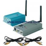 China 2.4GHz 2000mW wireless AV transmitter receiver wholesale