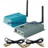 Buy cheap 2.4GHz 2000mW wireless AV transmitter receiver from wholesalers