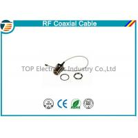 China UFL / IPEX Double Shielded Coaxial Cable For Professional Wireless Solution wholesale