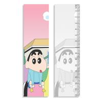 China Straight Rulers 3D Lenticular Printing Service With Crayon Shin - Chan Design wholesale