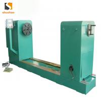 China Low voltage transformer horizontal flat wire coil winding machine on sale