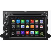 China 2006 - 2010 Android Ford DVD Player Audio , Ford Explorer Radio GPS Navigation wholesale