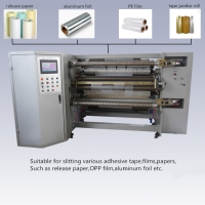 China 180m/Min Paper Jumbo Roll Duplex Slitter Rewinder wholesale