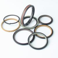 China Boom Cylinder Oil Seal Kit Excavator Seal Kits Corrision Resistant For DAEWOO DH370-7 wholesale