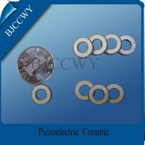 China 50 / 17 / 5 Piezo Ceramic Plate wholesale
