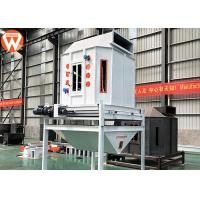 China 2.2 KW Feed Pellet Cooler 16-20 T/H Eight Corner Structure Low Power Consumption wholesale