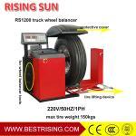 China Truck wheel balancing equipment for tire shop wholesale