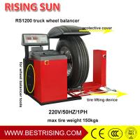 China Wheel balancing used truck tire machine for garage wholesale