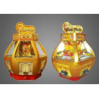 China High Revenue 4 Players Coin Pusher Game Machine For Amusement Hall wholesale