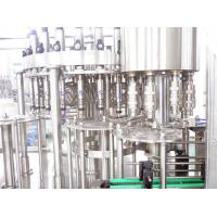China Automatic Fruit Juice Filling Machine Equipment for PET Glass Bottles , 220V wholesale