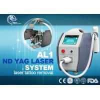 Quality Potable medical professional laser tattoo removal machine with TUV CE for sale