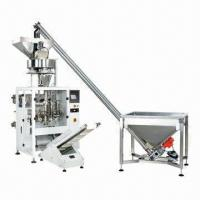 China Powder Packing Line, PLC Control, with Screw Feeder, 5-50 Bags/min, CE-certified on sale