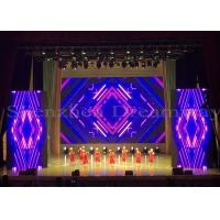 China DJ P2.5 Indoor Advertising Led Display Screen Billboard 320*160 Panel For Stage / Church wholesale