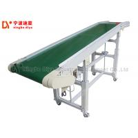 China Assembly Line Automatic Conveyor Belt Corrosion Resistance For lean Pipe/Castor on sale