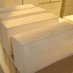 China Light Weight Insulating Fire Brick , High Alumina Silica Foam Brick wholesale