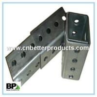 China metal galvanized square sign post with top quality and cheap price on sale