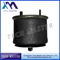 China Black Color Truck Air Springs / Air Bag Suspension With Piston Spring wholesale