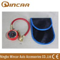 China High Precision Car portable digital Tire pressure Gauge Auto Metal Material wholesale