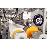 China Automation Control Cast Film Extrusion Line For Making EVA Solar Battery Film on sale